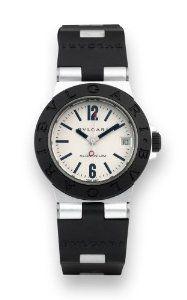 Bvlgari Aluminium AL32TA Quartz Women's Watch