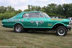 Vintage Drag Racing - Chevy II