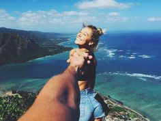Couple Travels The World And Shows Us What A Fairytale Relationship Looks Like. Photographer and extreme athlete Jay Alvarrez and his model girlfriend Alexis Rene