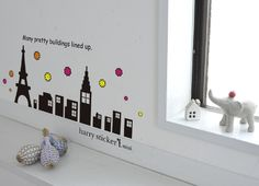 Wall decor specialist that provides wide ranges of wall stickers, wall clocks, wall decals, self-adhesive stickers & many more!