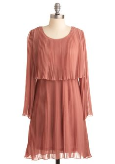 Mauve Your Body Dress from ModCloth