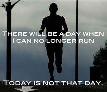 must keep running...