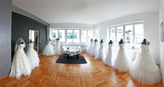 Bridal salon Milano