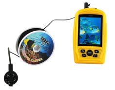 VECTORCOM Handheld Wired Fish finder with underwater camera,20M camera cable -- Click on the image for additional details.