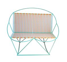 MAR double rocking chair by Mededorama at Salone Satellite 2013 | Yellowtrace.