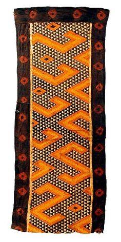 Kuba Barkcloth textile 8