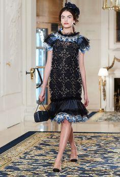 Межсезонная коллекция Chanel осень-зима 2017-2018