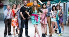 """Vive cantando"" - a Spanish television comedy."