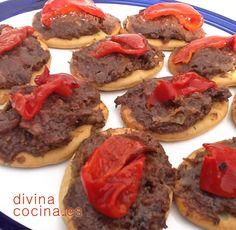 Paté de morcilla » Divina CocinaRecetas fáciles, cocina andaluza y del mundo. » Divina Cocina