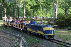 Train at Herman Park, Goldsboro NC. Definitely a childhood favorite...I was excited to take my son on his first train ride...the tunnel is awesome!!!