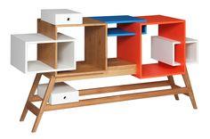 Newvintage - Design de Eduardo Bortolai e Cristiana Bortolai - Studio B Design - Piracicaba, SP - Prêmio Profissional  - Categoria: Móveis Desmontáveis para o Mercado Internacinoal.