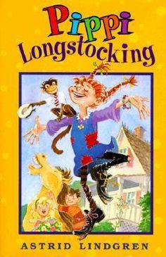 Pippi Longstocking - - from the Pippi Longstocking books by Astrid Lindgren
