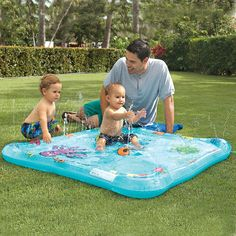 The Best Baby Pool Ever!!! The Lil Squirt Baby Pool only $22.95