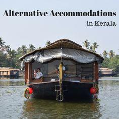 Alternative Accommodations in Kerala