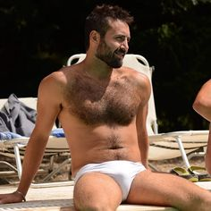 "greenspeedos:  ""white and hairy  """