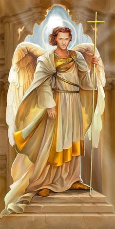 St.Michael the Archangel ~ They are watching...