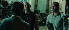 Ketting Vin Diesel (Dominic Toretto) in Furious 7 (2015)