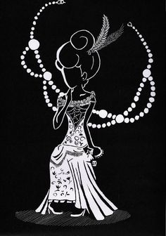 1000+ images about Silhouettes on Pinterest | Vintage silhouette ...