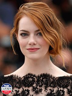 Cannes 2015: See Emma Stone's Pinterest-Worthy Updo From Every Angle http://stylenews.peoplestylewatch.com/2015/05/15/cannes-2015-emma-stone-red-carpet-hair-updo/