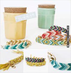 friendship bracelets for eva ... | CHECK OUT MORE IDEAS AT WEDDINGPINS.NET | #bridesmaids