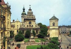 Lviv, Ukraine (1989)