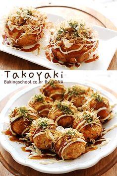 Takoyaki | Bakingschool.co.kr