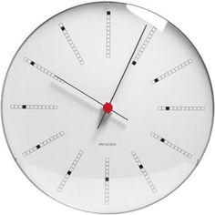 Rosendahl Copenhagen : Arne Jacobsen / BANKERS CLOCK