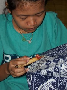 Batik ontwerpster