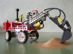 Lego, the colorful interlocking plastic bricks that have been used to build everything from simple trucks to entire cities.