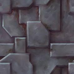 Lighting and Texture Lara Colson - Metal Texture Drawing, Texture Mapping, 3d Texture, Tiles Texture, Stone Texture, Light Texture, Game Textures, Textures Patterns, Zbrush