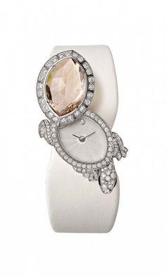 Orologio Rolex Tortoise Morganite da donna
