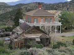 The Mackay Mansion in Virginia City, Nevada | 50 Of The Creepiest Places In The U.S.