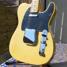 Do you know the history of the Fender Telecaster? tigergroves.wordpress.com