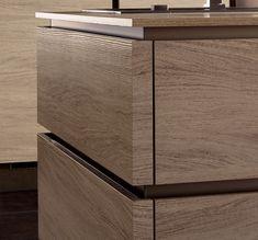 La surface décorative,pour assurer un rendu de la matière tout aussi agréable à la vue qu'au toucher.