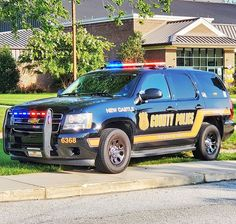 Credit to @emergency_spotter : New Castle County Police Tahoe! 🇺🇸 __________________________________________________ #police #lawenforcement #LEO #police car #officer #car #policecar #patrol #city #emergency #service #photography #lights #slicktop #patrol_cars #Instagram #pursuit #local #DE #streetcops #policecruiser #thinblueline #policephotography #policepictures #Delaware #Chevy #Tahoe __________________________________________________ Follow our partners! @fire_an Leo Police, Police Cars, Law Enforcement, Delaware, Cops, Chevy, Castle, Fire, Lights