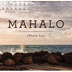 We're grateful for you. From our 'ohana to yours, have a wonderful holiday.