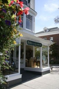 Books on the Common -- 404 Main Street Ridgefield, CT 06877  203-431-9100 The best little bookstore- great place to while away the afternoon.
