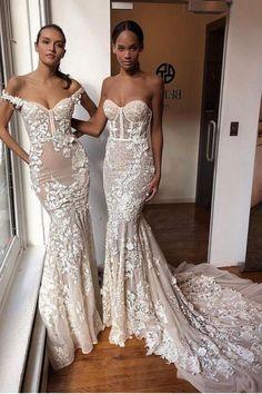 #BERTA off-the-rack bridal beauties ♥ Berta Bridal, Bridal Gowns, Wedding Gowns, Wedding Dress Boutiques, Gorgeous Wedding Dress, Bride Look, Bridal Beauty, Bridal Style, Wedding Stuff
