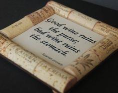 Wine Cork Trivet Quotes