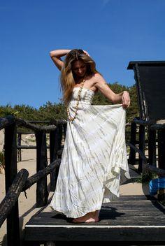 Vestito Maxi Dress Copricostume di BeHappieWorld su Etsy