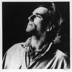 Daniel Day-Lewis photographed by Alistair Morrison 1991