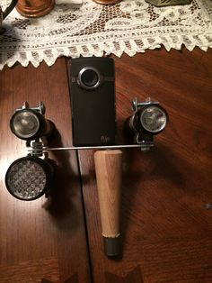 "My new ""Ghetto Pro"" UrbEx/Ghost Hunting Camera. #STLPRS"