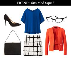 2014 Fall Style - 60s Mod Squad Inspiration
