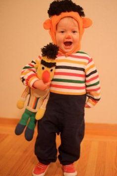Das perfekte Karnevalskostüm für den kleinen Beebie!