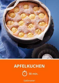 Apfelkuchen - smarter - Zeit: 30 Min.   eatsmarter.de