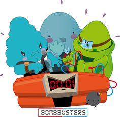 Sascha Preuss - bubblefriends illustration