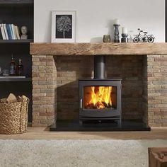 Dik Geurts Ivar 8 Low #Kampen #Fireplace #Fireplaces #Interieur #Kachelplaats #Inspiration #Home #Interior #Homedecor #Design