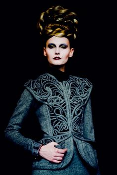 Jean Paul Gaultier Couture (11 of 12) [img src: Erik Madigan Heck - maisondesprit.com]