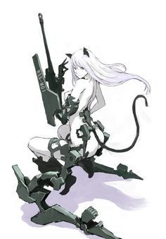 samurai7: 「強化外骨格」/「ジッツ」の作品 [pixiv] #pixitail