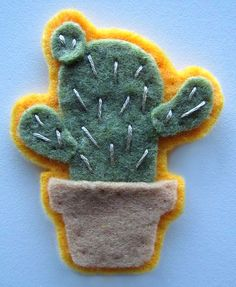 GoGo Craft: Floral Felt Pin Workshop at UC Botanical Garden